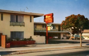 Mayo Motel, 595 W. MacArthur Blvd (near Bay Bridge), Oakland, California